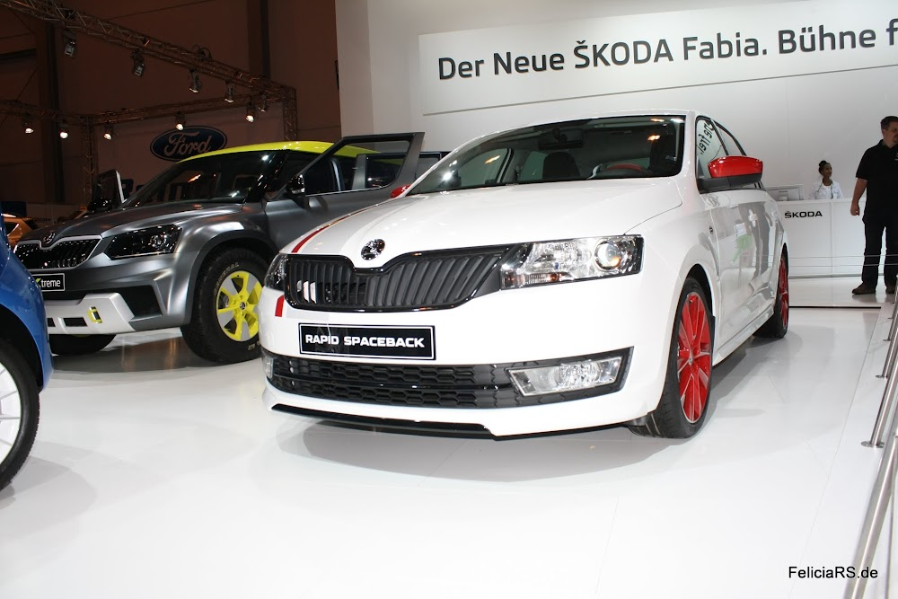 Rapid Spaceback Studie Sport