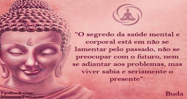 Toda nossa essencia está em nossa mente