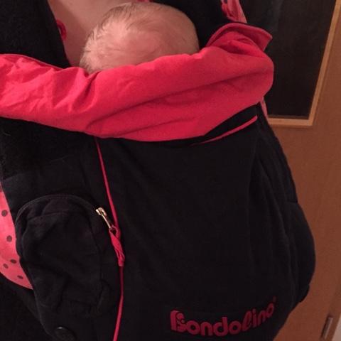 Bondolino Babytrage von Hoppediz