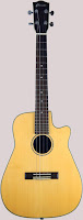 Clearwater Roundback Spruce Electro-Ac​oustic Baritone