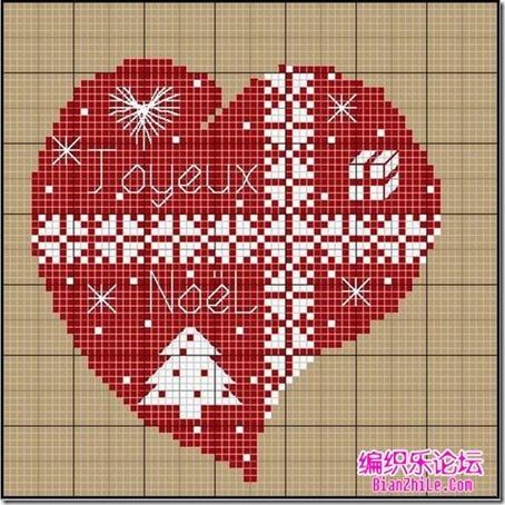 corazones en punto de cruz laborespuntocruz (7)