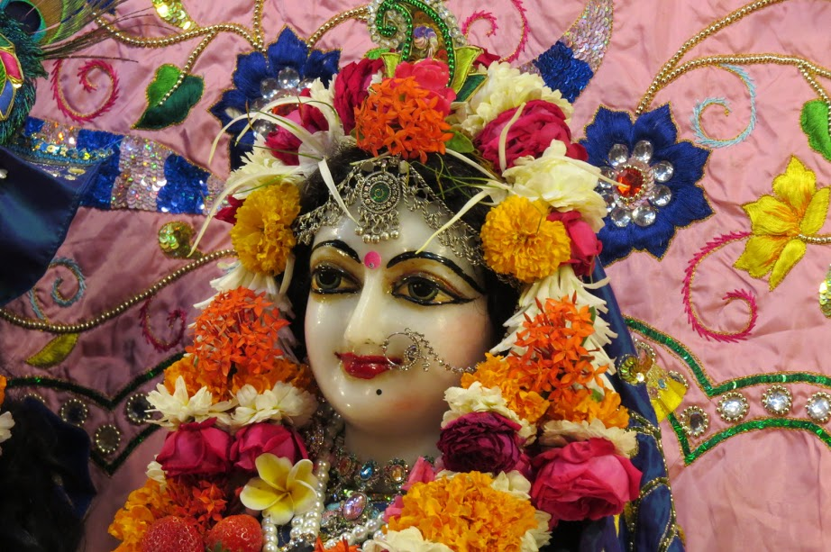 ISKCON Vallabh vidhyanagar Deity Darshan 17 jan 2017 (8)