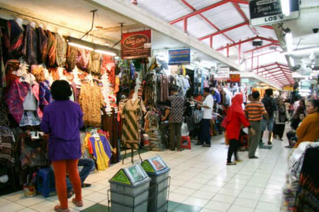 Operasional Pasar Tradisional Dibatasi, Transaksi Daring Yogya Meningkat
