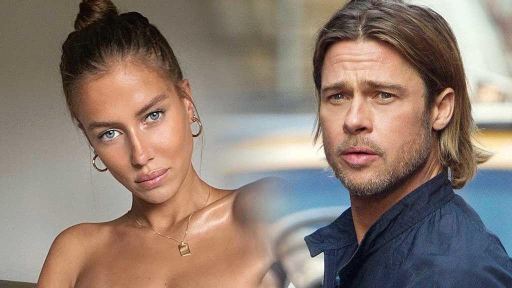 #PlaceresCulposos - De regreso a la soltería; Brad Pitt y la modelo Nicole Poturalski terminaron