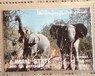 timbre Ajman 003