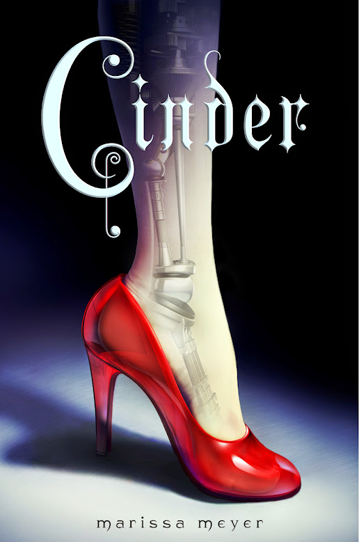 Book Review: Cinder (Lunar Chronicles #1), By Marissa Meyer Cover Artwork