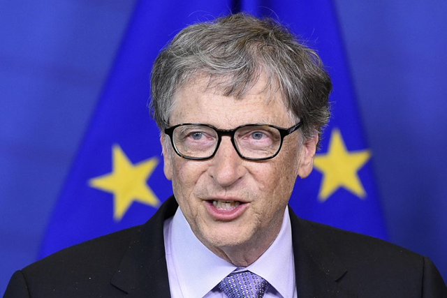 Microsoft co-founder and Breakthrough Energy Ventures Chairman Bill Gates is partnering with the European Commission to establish the Breakthrough Energy Europe investment fund. Photo: John Thys / AFP / Getty Images