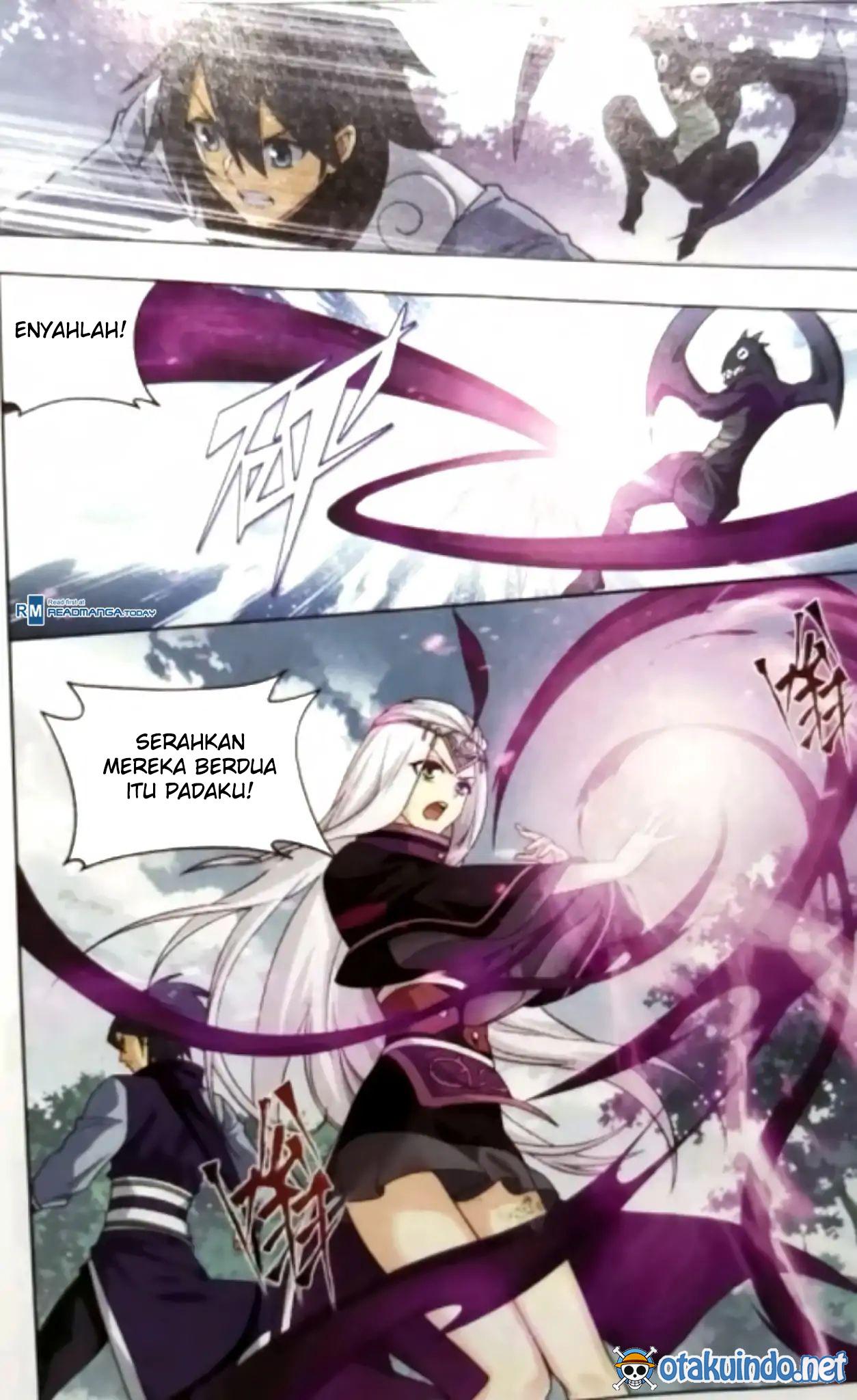 Battle Through Heaven Chapter 251-17