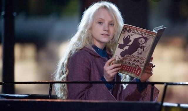 """Evanna Lynch, a Luna Lovegood de """"Harry Potter"""", vai lançar um livro de memórias"""