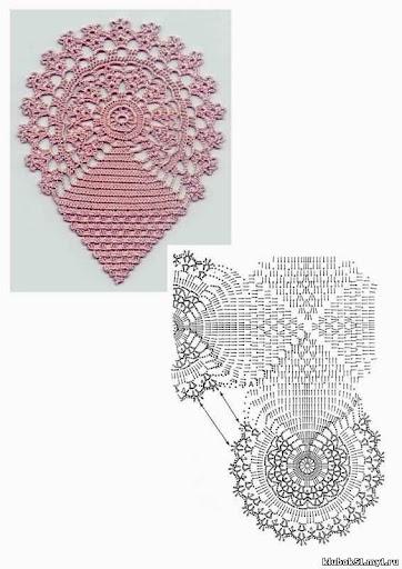 Crochet Pattern Tester 2017 : Art: crochet motifs2
