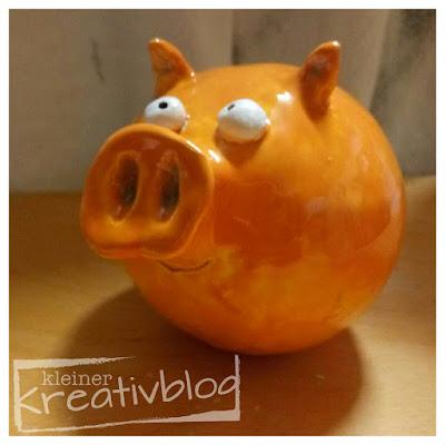 kleiner-kreativblog: Sauerei, getöpfert
