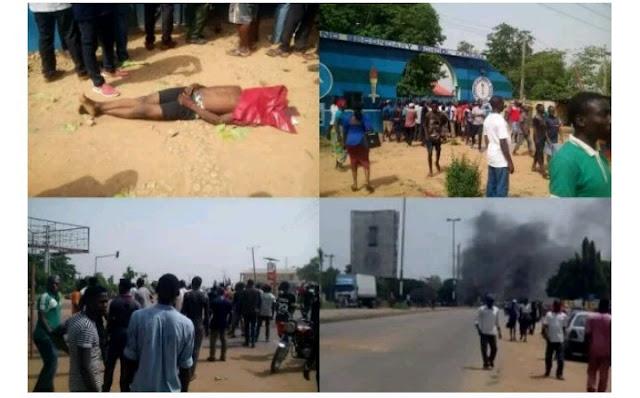 Update on Kaduna Youth & Military Clash: Kaduna State Police Command Speaks