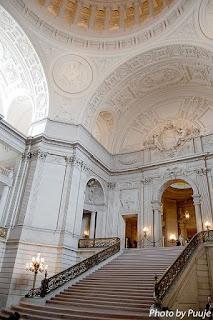 Сан Франсциско хотын захиргааны байр /City Hall/