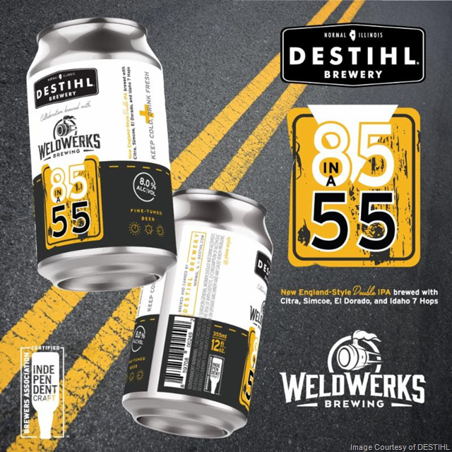 DESTIHL & WeldWerks Announce 85 In A 55 Collaboration