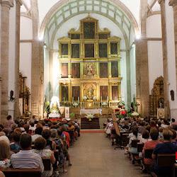 Ofrenda y procesión de la Virgen de Barbaño