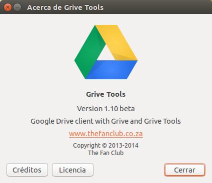 Google Drive en Ubuntu fácil con Grive Tools - El atareao