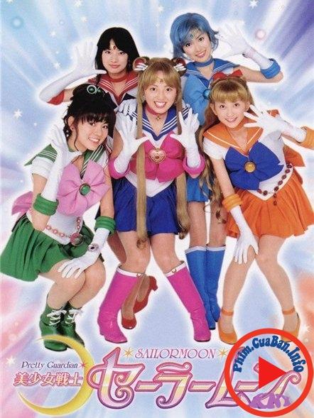 Pretty Guardian Sailor Moon (Live Action) - Bishōjo Senshi Sērā Mūn | Thủy Thủ Mặt Trăng (Live Action)