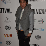 OIC - ENTSIMAGES.COM - Junichi Kajioka  at the Taking Stock Premiere at the Raindance Film Festival  London 4th October 2015  Photo Mobis Photos/OIC 0203 174 1069