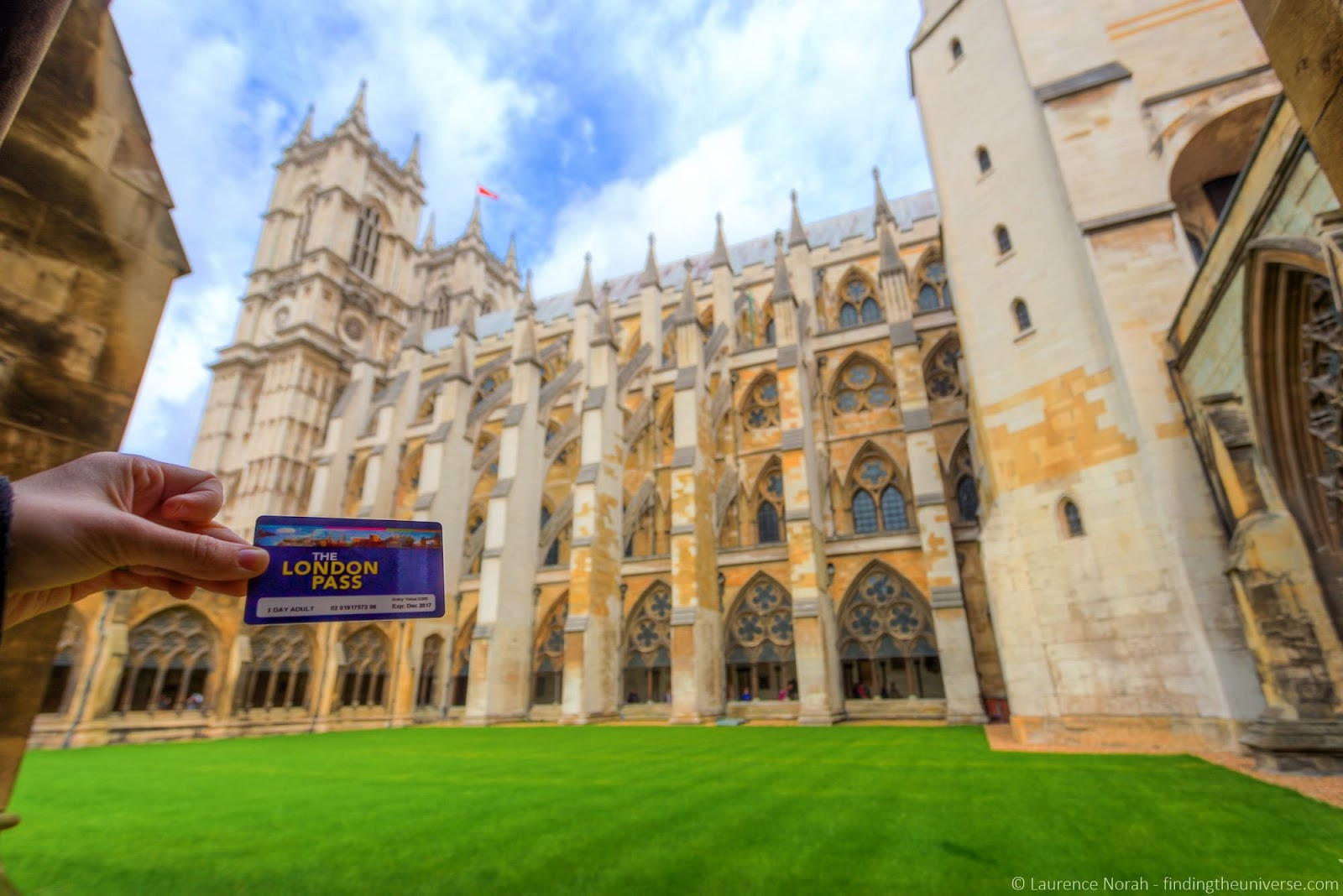 London Pass Westminster Abbey