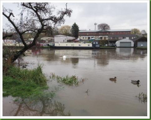 River Avon Evesham