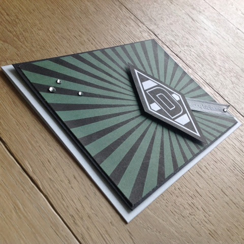 Geburtstagskarte Borussia Mönchengladbach