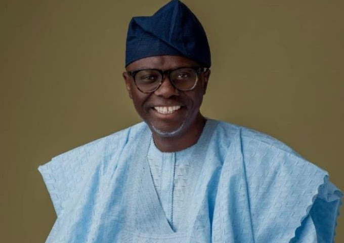 Lagos Guber: INEC Issues Sanwo-Olu Certificate Of Return