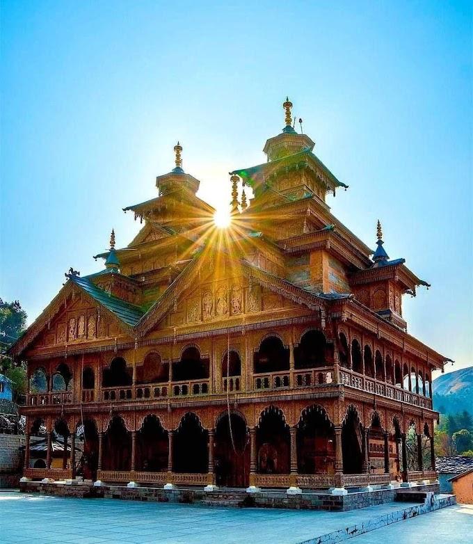 Beautiful view of Mahasu Devta Mandir,Bisoi, Dehradun, Uttarakhand, India.🌾🌾🌾🌾🌾🌾🌾🌾