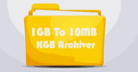 Compress 1 GB File into 10 MB Using Application (Only 967Kb Application)