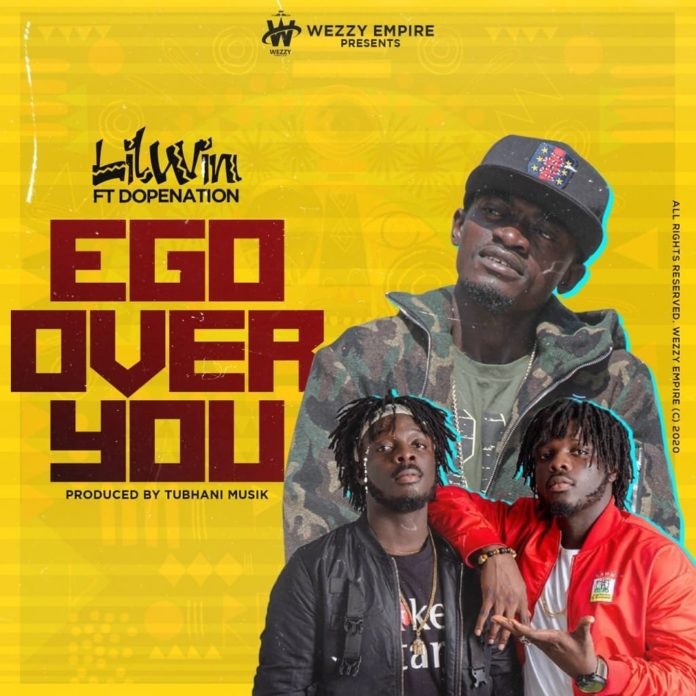 Download Song: Lil Win – Ego Over You feat. DopeNation (Prod. by Tubhani Musik). Mp3