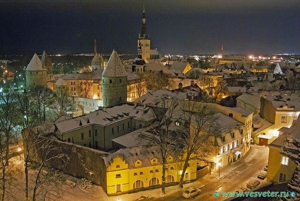 город Ревель, он же Таллин