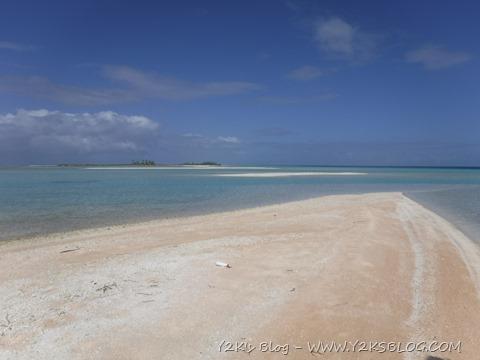 Le dune di sabbia fra gli hoa - Raroia