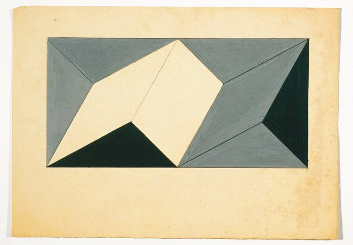 Planes in Modulated Surfaces by Lygia Clark