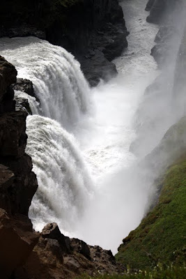 Gullfoss waterfall on a Golden Circle tour in Iceland