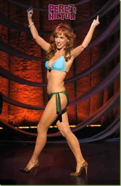 kathy griffin dance