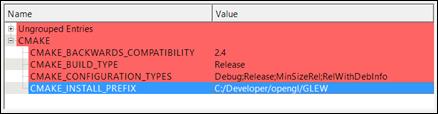 glew-install-prefix