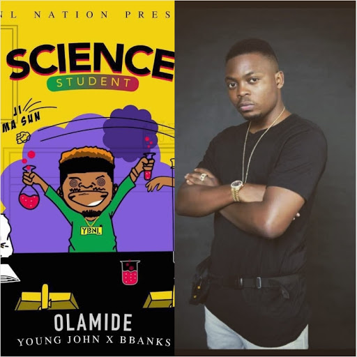 'Science Student': Olamide Clears Air On The Hit Single. Fans React