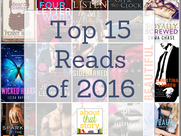 My Top 15 Reads of 2016