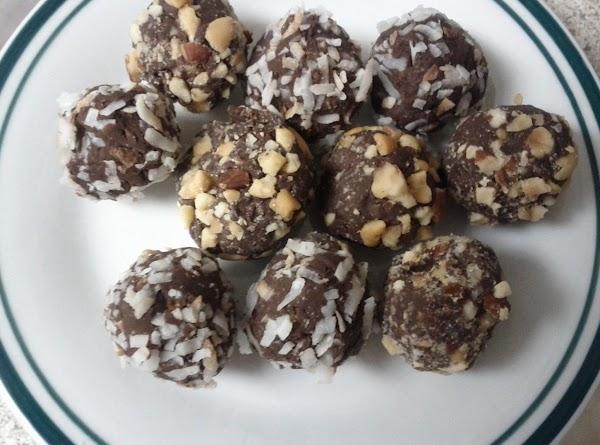 Easy Chocolate Truffles Recipe
