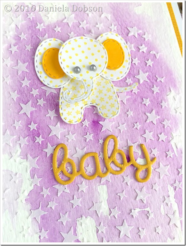Baby close by Daniela Dobson