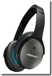 Bose over ear noise cancelling wired headphones