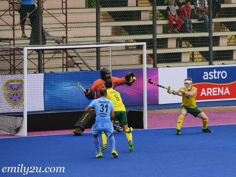 Sultan Azlan Shah Cup hockey