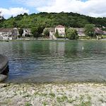 La Seine et le Faubourg Saint-Nicolas