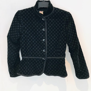 Yves Saint Laurent Vintage Quilted Jacket