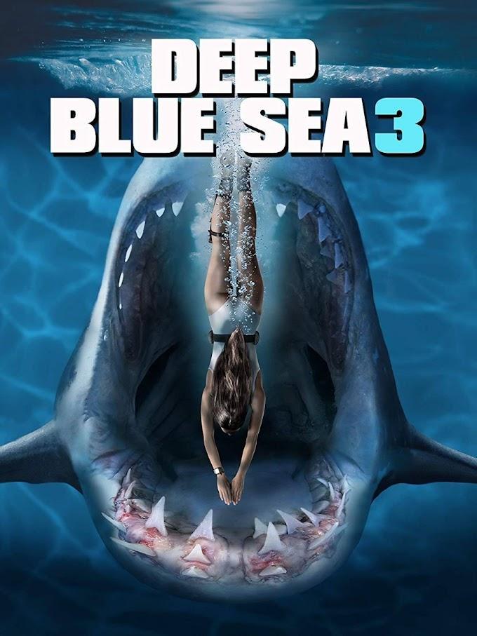 [Movie] Deep Blue Sea 3 (2020)