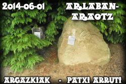 Argazkiak (Arlaba-Araotz Hautapena Patxi Arruti)