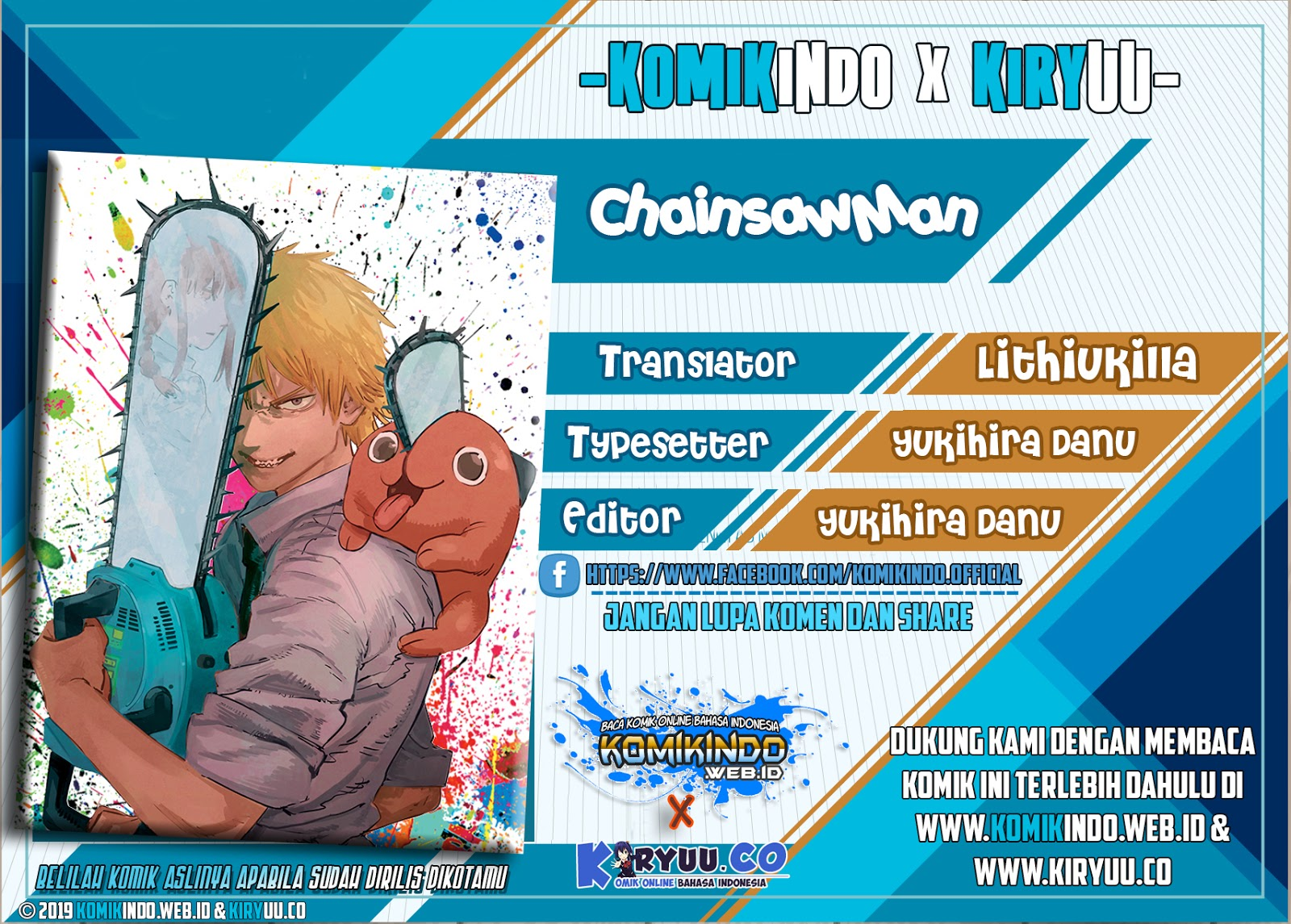 Chainsawman Chapter 13-1