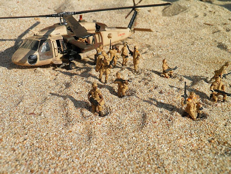 Benno's Figures Forum • Desert Hawk Iraqi War