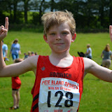 Clougha Pike results, U8 & U10 races