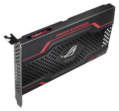 ASUS RAIDR Express PCIe SSD PX2-240GB