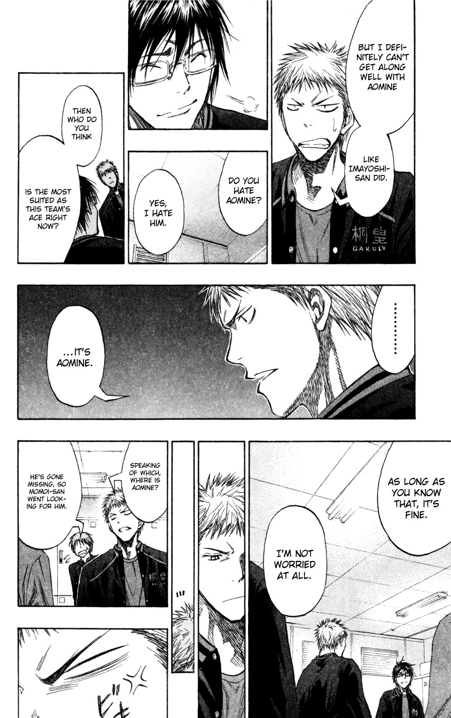 Kuroko no Basket Manga Chapter 139 - Image 18